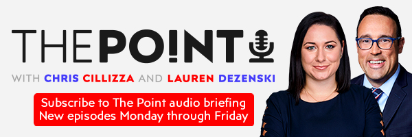 The Point audio briefing