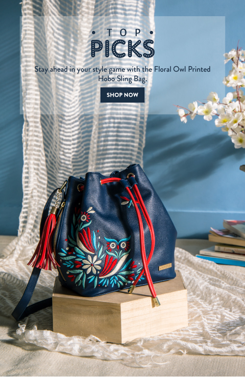 Sling Bags By Chumbak!