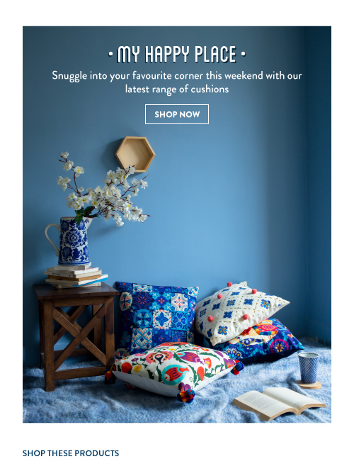 Cushions By Chumbak