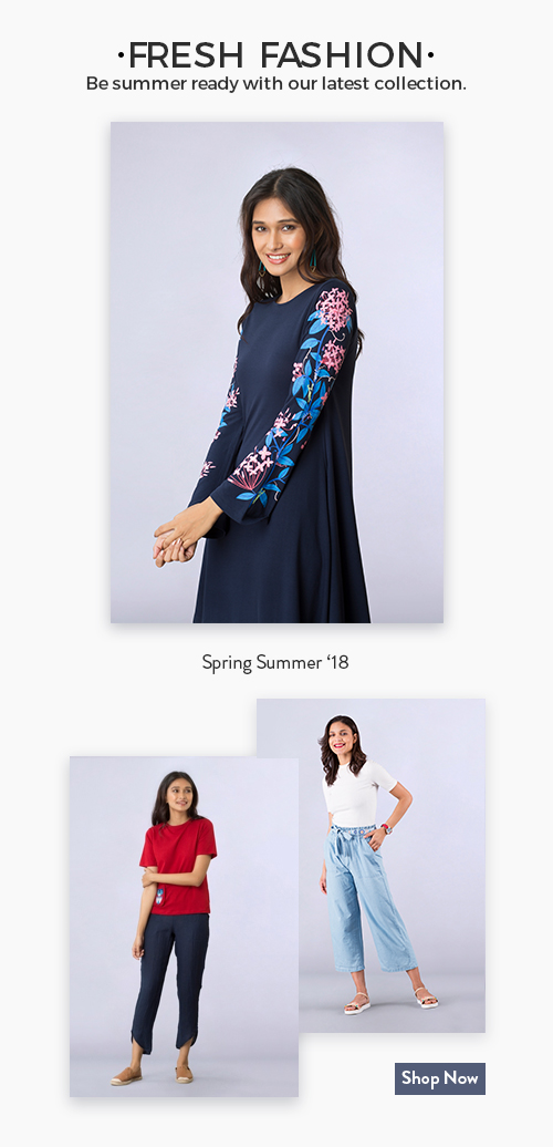 Spring Summer '18 By Chumbak