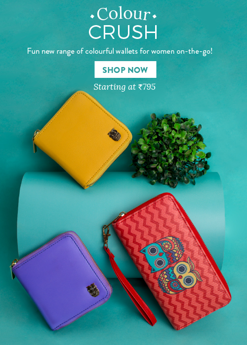 Wallets By Chumbak