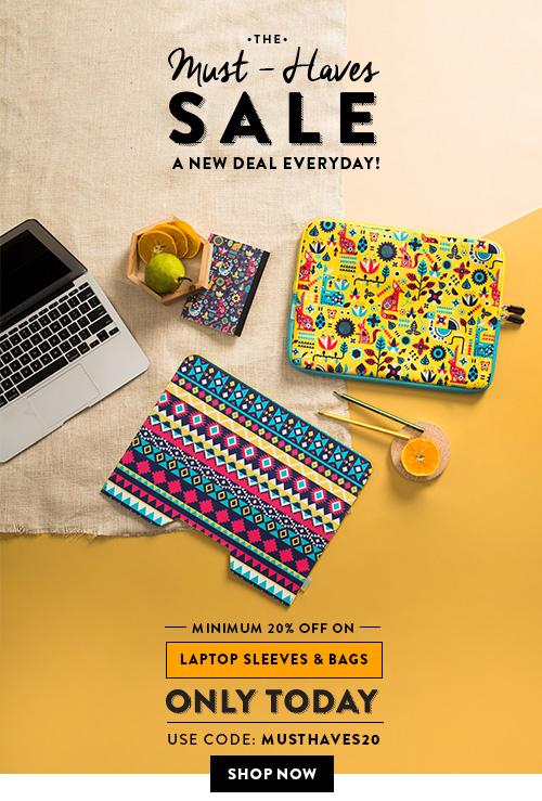 Laptop Sleeves & Bags on Sale!