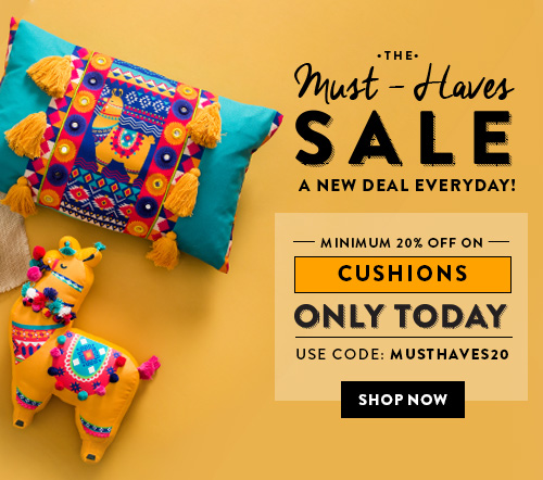 Cushions on Sale!