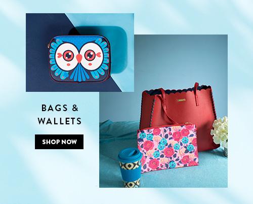 Bags & Wallets Sale!