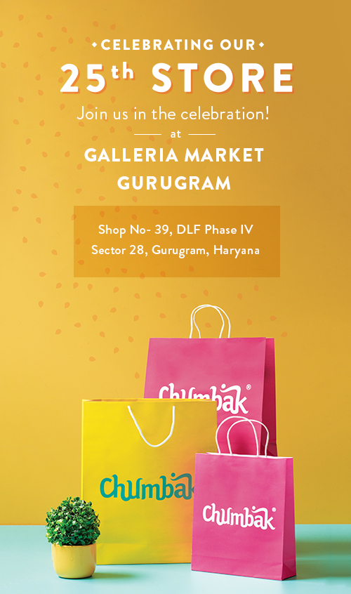 Our 25th Store is now open at Gurugram!