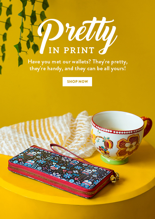 Wallets to add to your style!