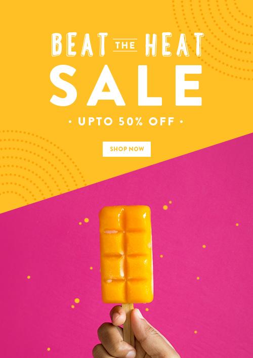 Grab Upto 50% Off!