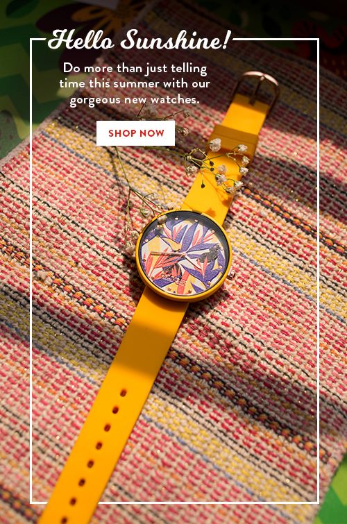 Watches by Chumbak!