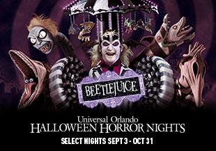 Halloween Horror Nights 2021 - Universal Orlando Resort