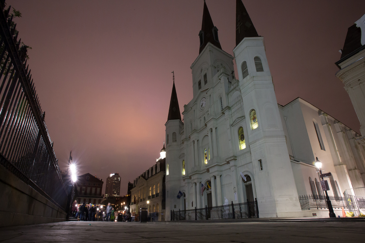 New Orleans Ghosts